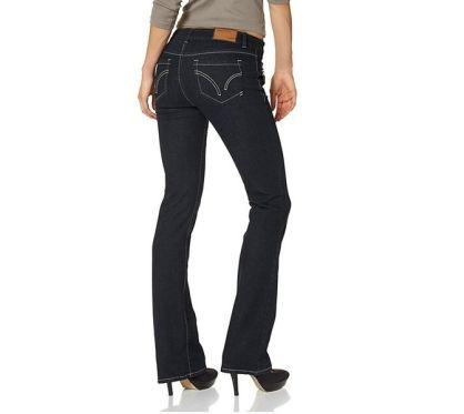 Jeans die macht Schlank