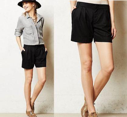 Sommertrend Shorts: So chic werden die kurzen Hosen jetzt getragen